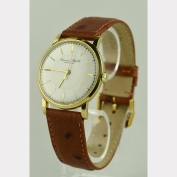 WRIST WATCH - IWC - HAND WOUND - GOLD - CAL. 401 - SWITZERLAND - 1962