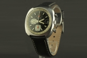 CHRONOGRAPH - AUTOMATIC - BUTTES WATCH COMPANY - BWC - SCHWEIZ - UM 1970