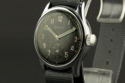 WRIST WATCH - GERMAN MILITARY - BUREN - SWITZERLAND - AROUND 1940