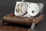 11236 reiseuhr barometer jaeger le coultre schweiz
