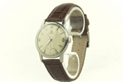 WRISTWATCH - OMEGA - MANUAL WINDING STAINLESS STEEL - SWITZERLAND - 1960