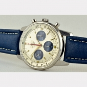 CHRONOGRAPH - OEBRA - EXTRA LARGE - SWITZERLAND - AROUND 1968