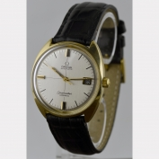 WRIST WATCH - OMEGA - SEAMASTER COSMIC - GOLD COVER - SWITZERLAND - 1971
