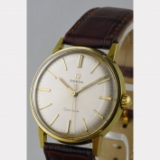 WRIST WATCH - OMEGA - SEAMASTER GENEVE - GOLD PLATED - SWITZERLAND - 1967