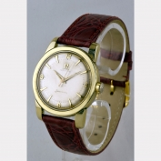 WRIST WATCH - OMEGA SEAMASTER AUTOMATIC - WITH ORIGINAL BOX AND INFO-DOCUMENT - SWITZERLAND - 1954