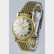 WRIST WATCH - OMEGA SEAMASTER AUTOMATIC - GOLDCOVER - ORIGINAL STRAP - SWITZERLAND - 1967