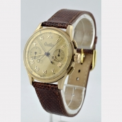 CHRONOGRAPH - BREITLING DUOGRAPH - REF. 762 - 1945