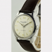 WRIST WATCH - IWC - STEEL - AUTOMATIC - SWITZERLAND - 1952 Cal. 852