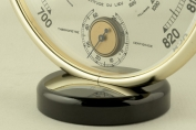 148311 barometer thermometer jaeger frankreich 1950
