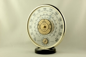 BAROMETER THERMOMETER - JAEGER - FRANCE - AROUND 1950