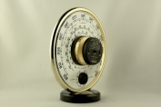 14834 barometer thermometer jaeger frankreich 1950