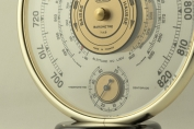 14839 barometer thermometer jaeger frankreich 1950
