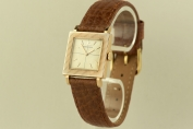 JEWELERY WATCH - JAEGER LE COULTRE - 18KARAT - SWITZERLAND - AROUND 1960
