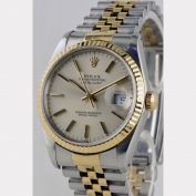 WRISTWATCH - ROLEX - DATEJUST - BICOLOR  - AUTOMATIC - SWITZERLAND - 1993