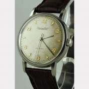 WRISTWATCH - IWC - AUTOMATC - STAINLESS STEEL - SWITZERLAND - 1960