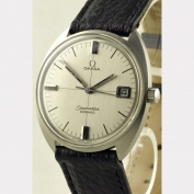 WRISTWATCH - OMEGA - SEAMASTER COSMIC - STAINLESS STEEL - SWITZERLAND - 1947