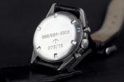 11424 fliegerchronograph cortebert watch company royal air force schweiz 1978
