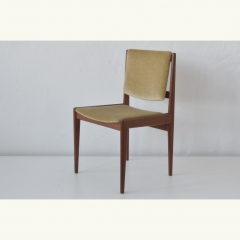 UPHOLSTERED CHAIR - TEAK - KARL E. EKSELIUS - SWEDEN