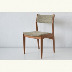 UPHOLSTERED CHAIR - IMHA - GERMANY - 6 PIECES