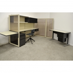 OFFICE SYSTEM - DESK - ACTION OFFICE II - GEORGE NELSON