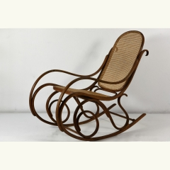 BENTWOOD ROCKING CHAIR - THONET - VIENNA - AROUND 1910